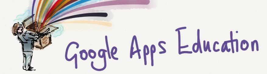 google app header