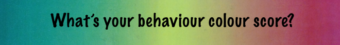 behaviour score