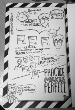 AFL, practice makes perfect - @teachertoolkit