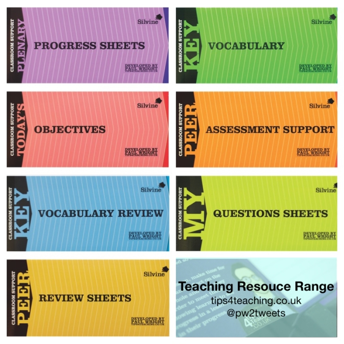 Teaching Resources Range tweet