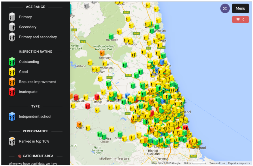 GOOD - Ofsted MAP