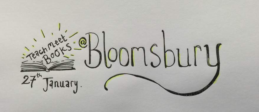 bloomsbury teachmeet