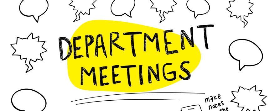 dept-meetings
